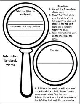 Mystery Genre Vocabulary and Context Clues:  56 Words with 16 Activities