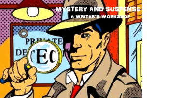 Mystery Genre Writer's Workshop with Original Sample Story