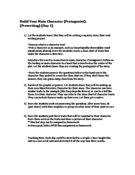 Mystery Genre Writing Unit: Mystery Story Writing Unit and Book Report