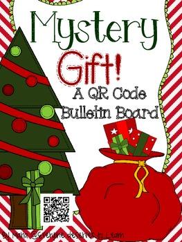 Christmas QR Code Bulletin Board