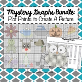 Mystery Graph Bundle: Plot Points to Create a Picture