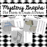 Mystery Graphs: Plot Points on the Coordinate Plane to Create a Picture