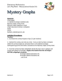 Mystery Graphs! The COOL Way to introduce graphs.