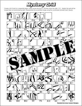 Mystery Grid 3 Pack 19 - Running Animal Silhouettes