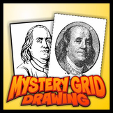 Mystery Grid Drawing - Ben Franklin Bundle