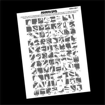 These free drawing grid enlargement worksheets are printables with ...