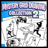 Mystery Grid Drawing Collection 2