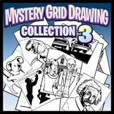 Mystery Grid Drawing Collection 3