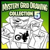 Mystery Grid Drawing Collection 5