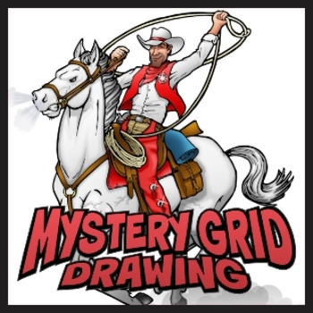 Mystery Grid Drawing - Ranger