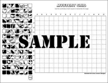 Mystery Grid Three-Pack 01 Patriotic Designs