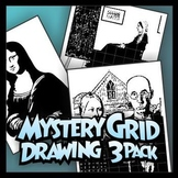 Mystery Grid Three-Pack 03 Masterpieces