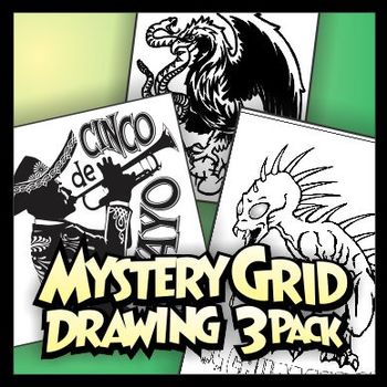 Mystery Grid Three-Pack 04 Mexico