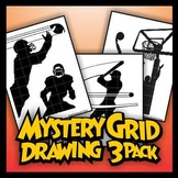 Mystery Grid Three-Pack 10 - Sports