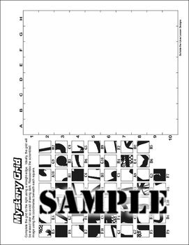Mystery Grid Three-Pack 10 - Sports