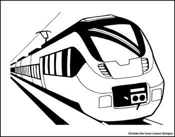 Mystery Grid Three-Pack 17 - Trains