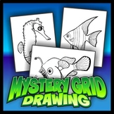 Mystery Grid Three-Pack 18 - Fish