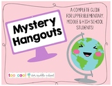 Mystery Hangouts/Mystery Skype Complete Resource