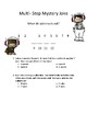 Mystery Joke Freebie (Multi-step Addition and Subtraction