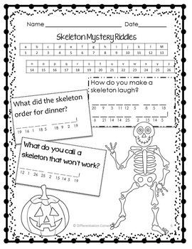 Mystery Jokes & Riddles Halloween jokes for kids
