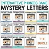 Mystery Letters - The Bundle