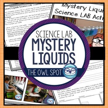 Mystery Liquids Science Process Skills Lab