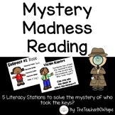 Mystery Madness: A Reading Activity