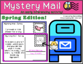 Mystery Mail - An early inferencing riddle activity - Spri