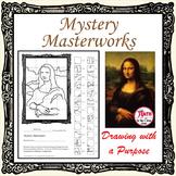 Mystery Masterworks - Mona Lisa