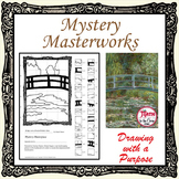 Mystery Masterworks - Water Lillies