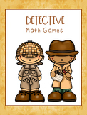Detective  Math Games