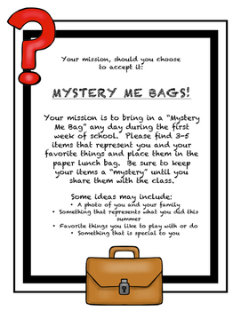 Mystery Me Bags