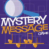 Mystery Message | Music Lesson (Pitch) and Game (Digital Print)