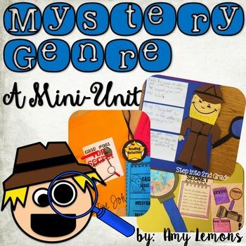 Mystery Mini Unit