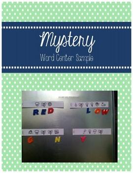 Mystery Month Sampler