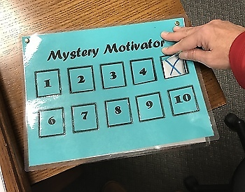 Mystery Motivator Behavior Modification Program
