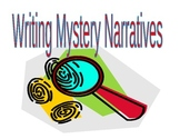 Mystery Narrative with Rubric-Tone, Mood, Theme,Dialogue, Parts of a Mystery