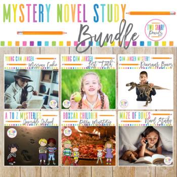 Mystery Novel Study Bundle