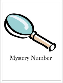 Mystery Number: 5th grade Math Practice