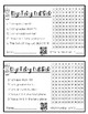 Mystery Number-Quick Way to Build Number Sense