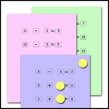 Mystery Number (Developing Math Language for solving word problems)