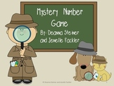 Mystery Number Game
