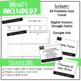 Place Value: Mystery Number Puzzle TASK CARDS