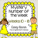 Mystery Number of the Week Set 2 in Color