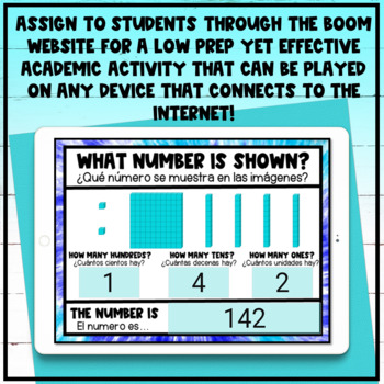 Mystery Numbers with Base Ten Boom Cards