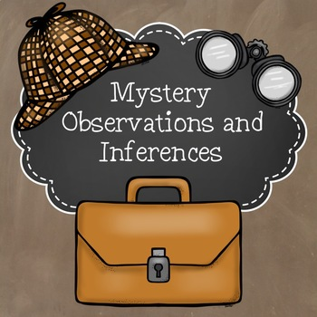 Mystery Observations and Inferences