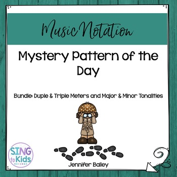 Mystery Pattern of the Day: Bundle