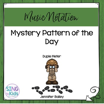 Mystery Pattern of the Day: Duple Edition