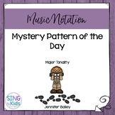Mystery Pattern of the Day: Major Edition