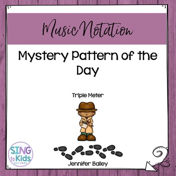 Mystery Pattern of the Day: Triple Edition